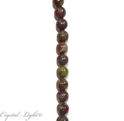 Round Beads: Dragonstone 10 MM Round Beads
