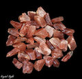Red Calcite Small Rough / 250g