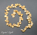 Gold Keshi Pearl Beads